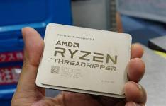 AMD第三代Ryzen Threadripper Sharkstooth拥有32个Zen 2核心