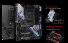 华擎Mutant X570主板使用Intel Cooler Mounting而不是AMD的AM4