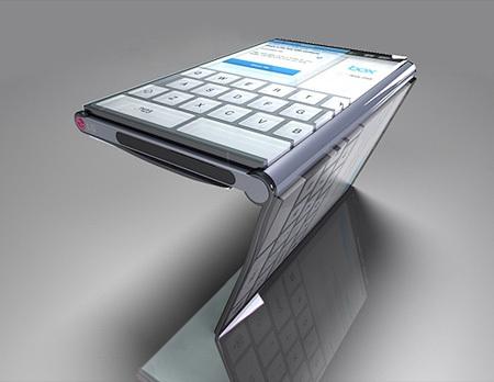 LG双折叠智能手机出现在专利中