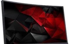 Acer 0.4ms响应240 Hz游戏监视器提高了速度趋势