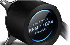 技嘉推出适用于英特尔酷睿和AMD Ryzen的Aorus一体式RGB液体冷却器
