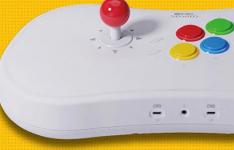 SNK的Neo Geo Arcade Stick Pro是一款自制复古游戏机