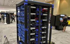 甲骨文的新超级计算机拥有1,060个Raspberry Pis