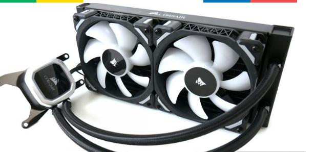 Corsair H100i RGB Platinum TR4跟进评论