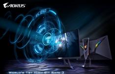 技嘉公布了Aorus FI27Q-P继续在显示器上使用降噪功能