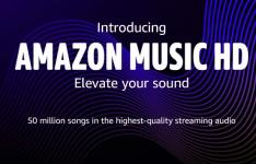 亚马逊的新音乐高清流媒体提供比Spotify或Apple更高质量的音乐