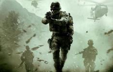 开发商Infinity Ward计划在今天的透露使命召唤现代战争游戏的细节