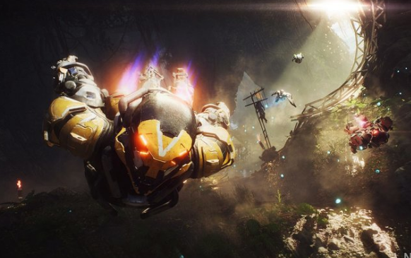 Anthem的DLC计划改为允许游戏彻底重新运作