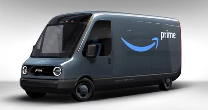 由于贝索斯希望减少碳足迹亚马逊订购100,000辆Rivian电动送货车