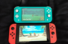 Nintendo Switch Lite评测完美的手持游戏
