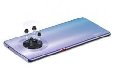华为宣布了可能是市场上最好的拍照手机Mate 30 Pro
