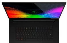 Razer Blade Pro 17游戏笔记本电脑增加了Crispy 4K 120Hz显示选项