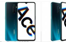 Oppo Reno Ace将以蓝色和绿色亮相官方图片确认