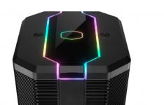 Cooler Master的新产品包括高端双塔式空气冷却器和GPU支架