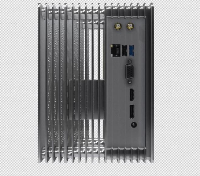 Cirrus7推出无风扇AMD Ryzen供电的Mini-STX PC