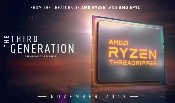 适用于AMD第三代CPU的MSI Creator TRX40主板泄漏