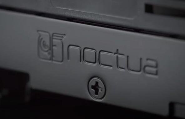 NOCTUA与Chromax Black融为一体