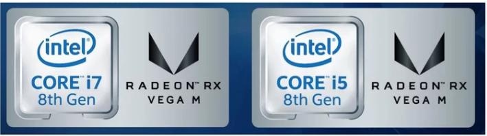 英特尔采用AMD Radeon Vega图形技术来削减Kaby Lake-G CPU