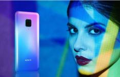 荣耀V30 Pro将配备双打孔的OLED屏幕