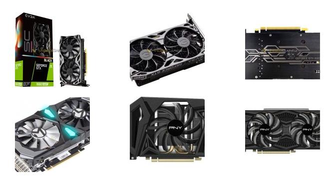 现在网上已经发现了更多的Nvidia GTX 1660 Super卡