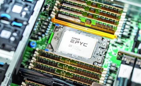 英国用AMD生产的近12,000 Epyc 2 CPU建造超级计算机