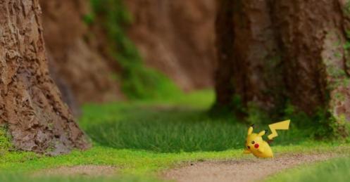 您可以在PC上浏览PokémonSword和Shield的Galar地区