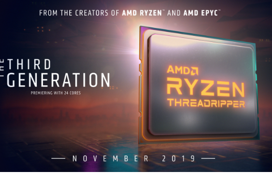 AMD Threadripper 3000发布日期泄露
