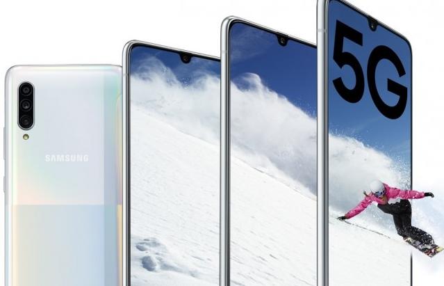 三星Galaxy A90 5G现已在中国上市