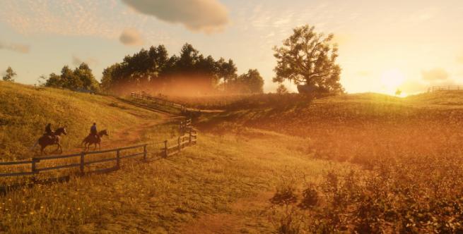 更新您的图形驱动程序以解决Red Dead Redemption 2的PC问题
