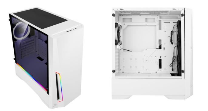 Antec推出DP501白色游戏机箱
