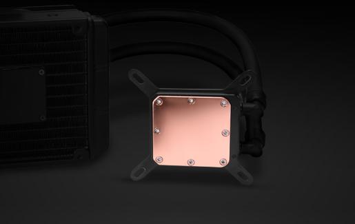 Rosewill's PB240是240mm闭环AIO散热器现价$49.99