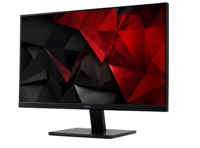 宏cer的V277U是一款1440p显示器具有AMD自适应同步技术