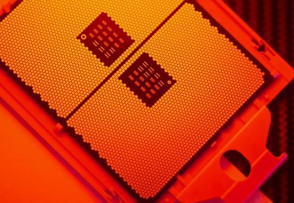 AMD Threadripper 3960X与Intel 9980XE Time Spy Extreme基准初步比较
