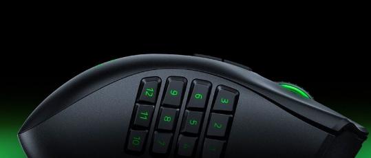Razer的Naga MMO游戏鼠标左手版本将于2020年回归