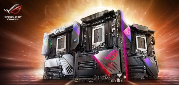 华硕今天宣布了其全新的TRX40主板系列