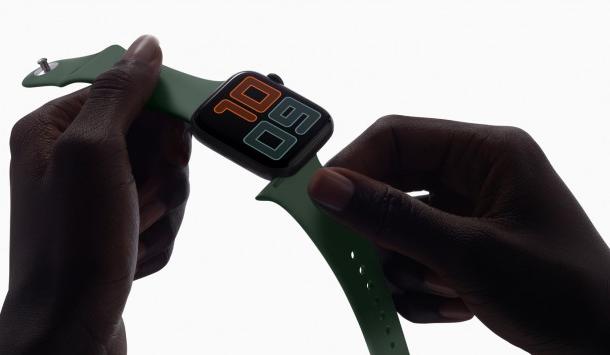 苹果第三季度全球智能手表出货量增长了42%