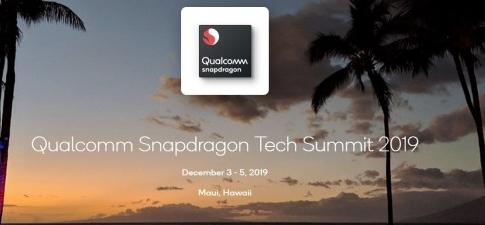 高通公司将在12月初发布Snapdragon 865