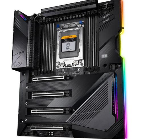 AMD TRX40 Threadripper主板可能