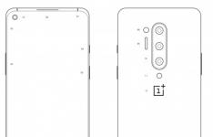 所谓的OnePlus 8 Pro图表泄漏了四摄像头设置