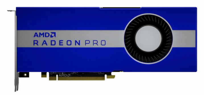 AMD推出首款7nm专业PC工作站图形卡