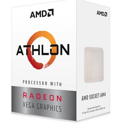 AMD速龙3000G是面向普通人群的解锁版49美元台式机处理器