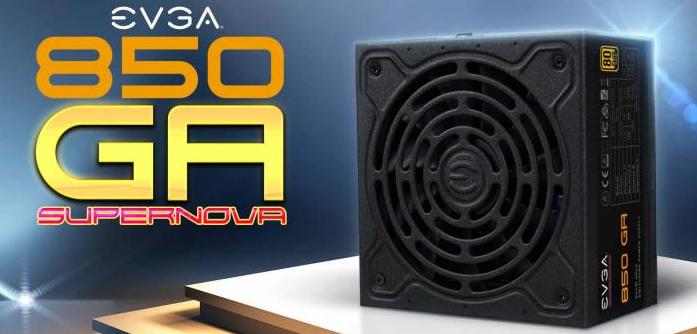 EVGA推出SuperNOVAGA系列金牌PSU