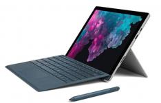 Microsoft Surface Pro 6在亚马逊上享有23%的折扣