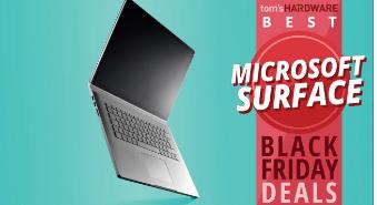 在黑色星期五和假日期间以低价购买Surface笔记本电脑
