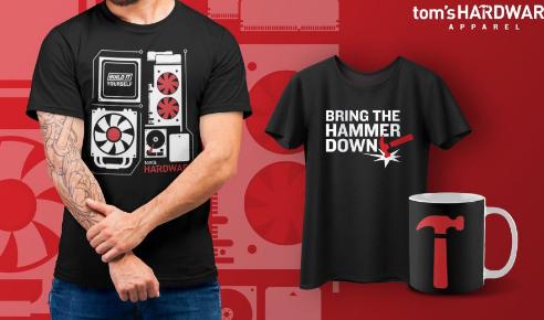 Toms Hardware Merch Store开设黑色星期五特卖场