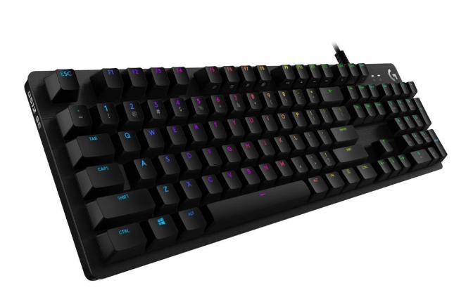 罗技的脚踩式机械键盘G512 SE现已发售