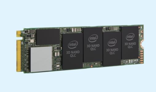 英特尔的1TB 660p PCIe SSD现已发售网络星期一仅售$83