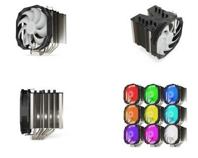SilentiumPC推出Fortis 3 RGB CPU塔式散热器