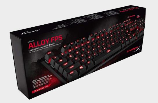 这款来自HyperX的预算游戏键盘仅需60美元