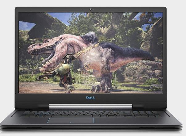 配备RTX 2060的Dell G7 17游戏笔